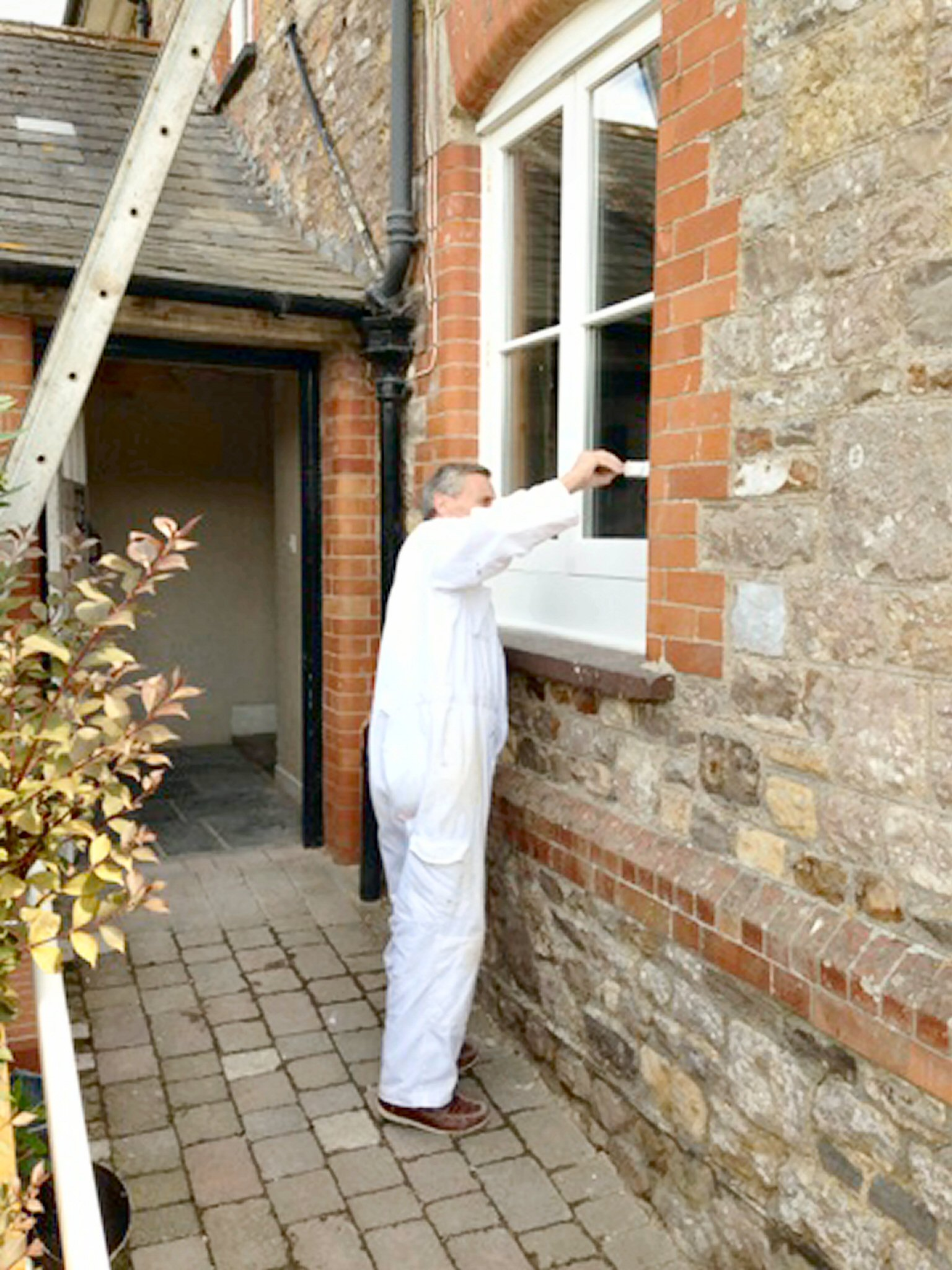 Exterior Painting - Abacus Decorating