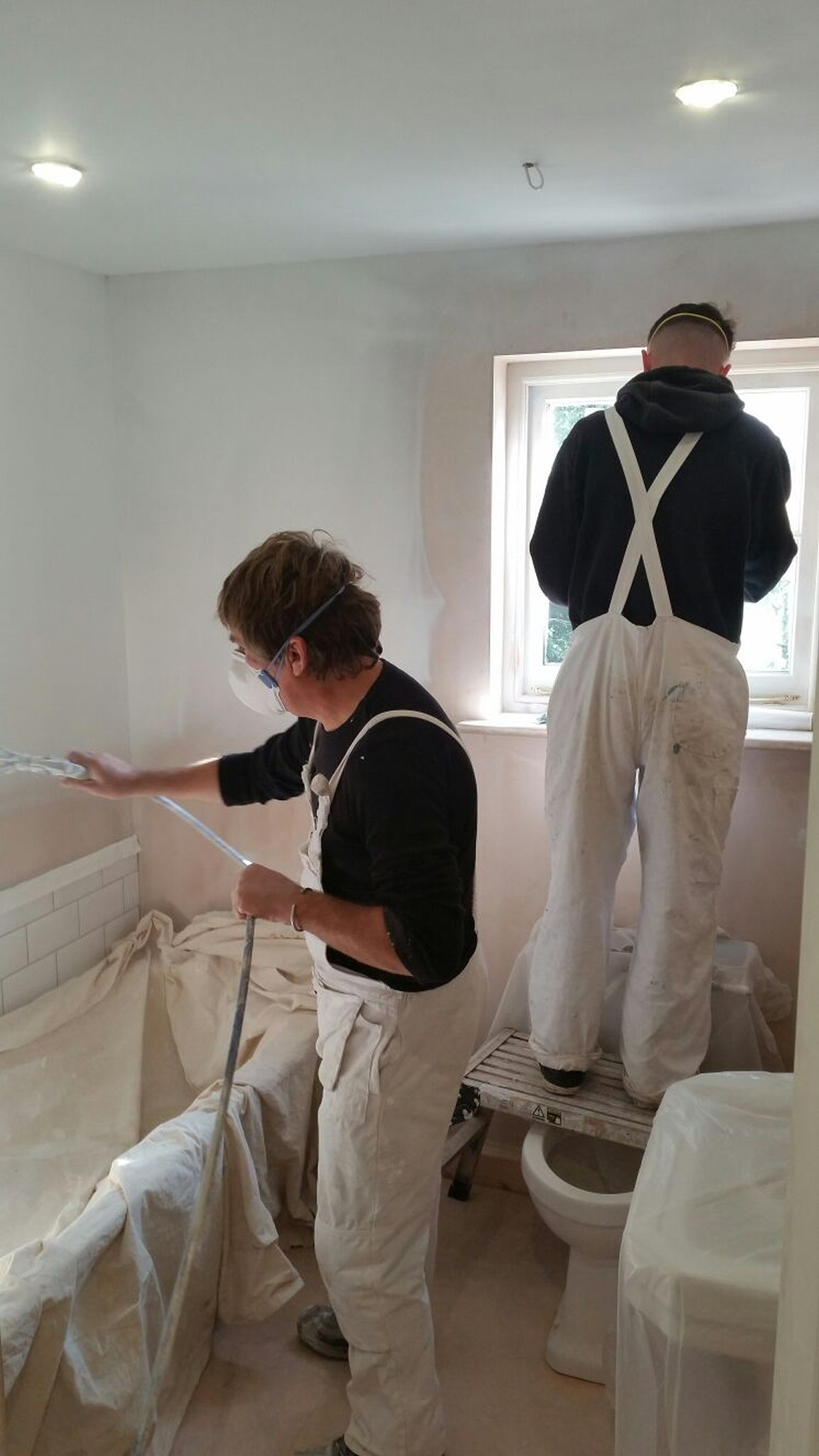painter and decorator in the taunton wellington area